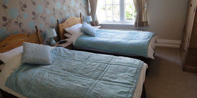 Brookwood Cottage Bedroom Twin