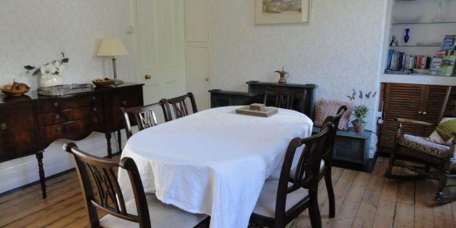 Brookwood Cottage Dining Room