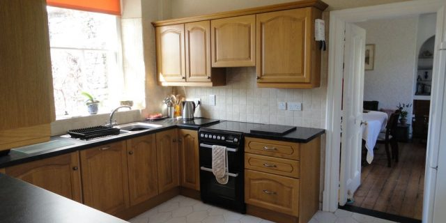 Brookwood Cottage Kitchen