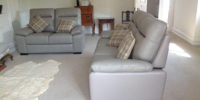Brookwood Cottage Living Room