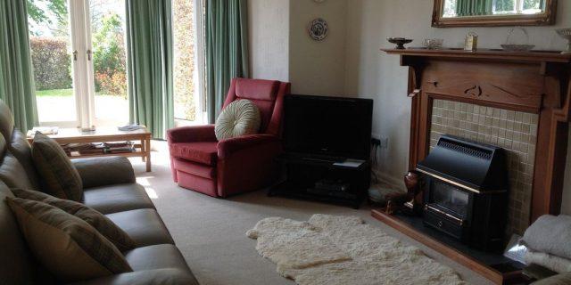 Brookwood Cottage Lounge